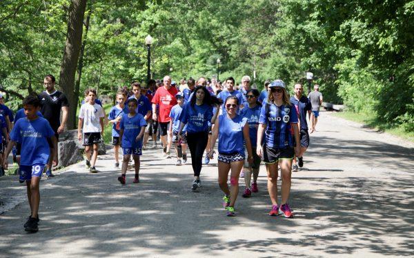 PROCURE Walk of Courage 2017