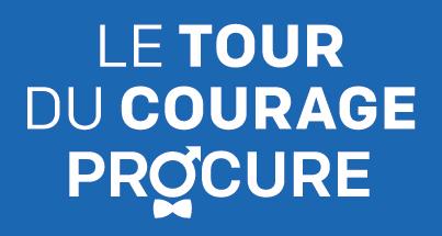 PROCURE_Logo TOUR DU COURAGE_renverse_rgb