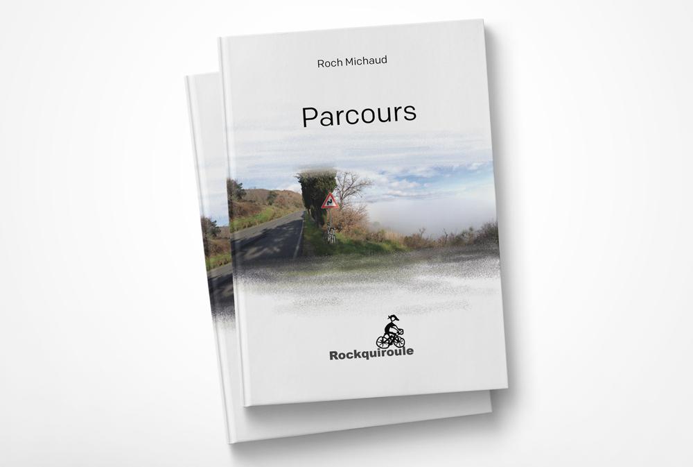 Livre Parcours par Roch Michaud