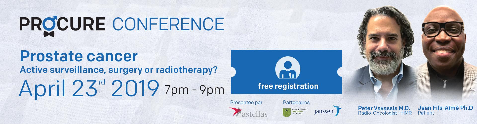 conference-PROCURE-cancer-prostate-2019-Options-de-traitements