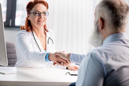 visite préopératoire prostatectomie