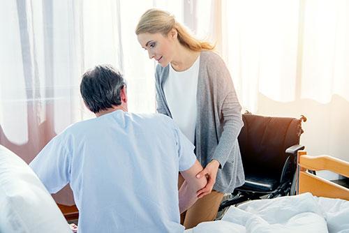 convalescence curietherapie cancer prostate