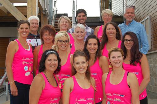 événements tiers 2016 Femmes de course cancer prostate