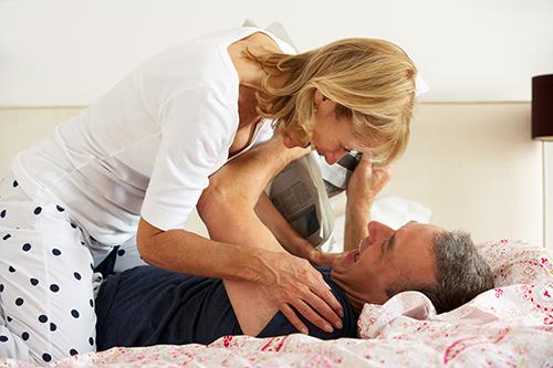 témoignage femme cancer prostate