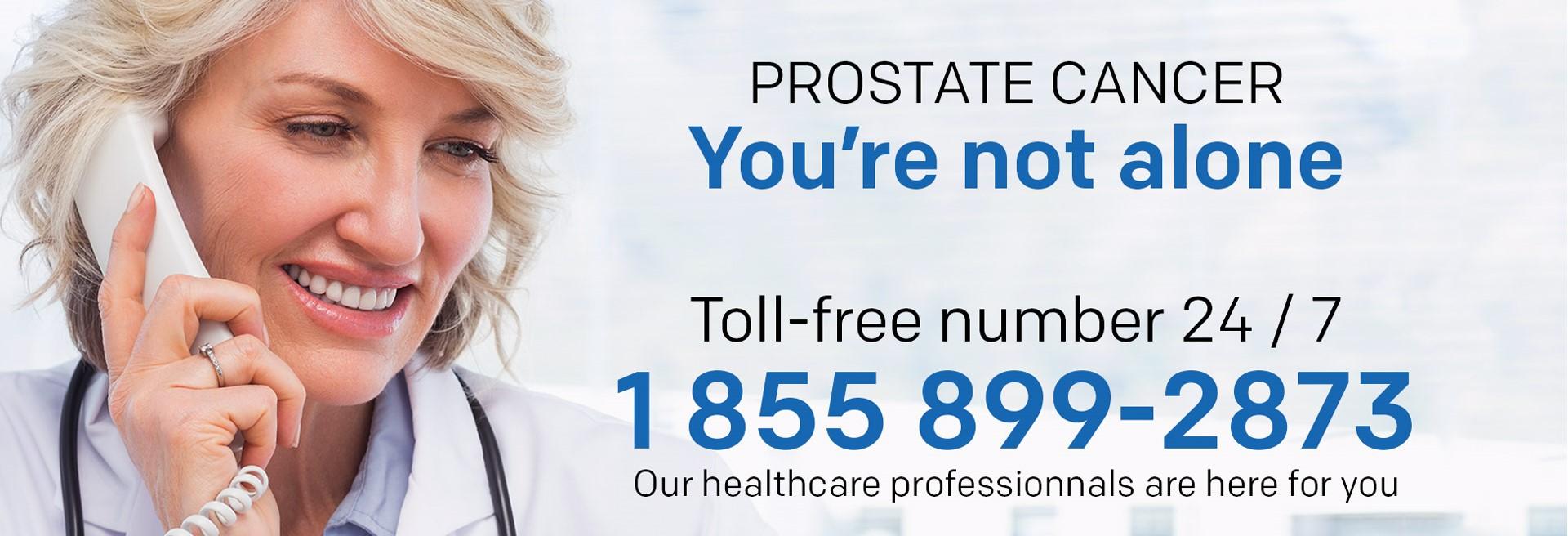 bandeau ligne 1855 pour cancer prostate