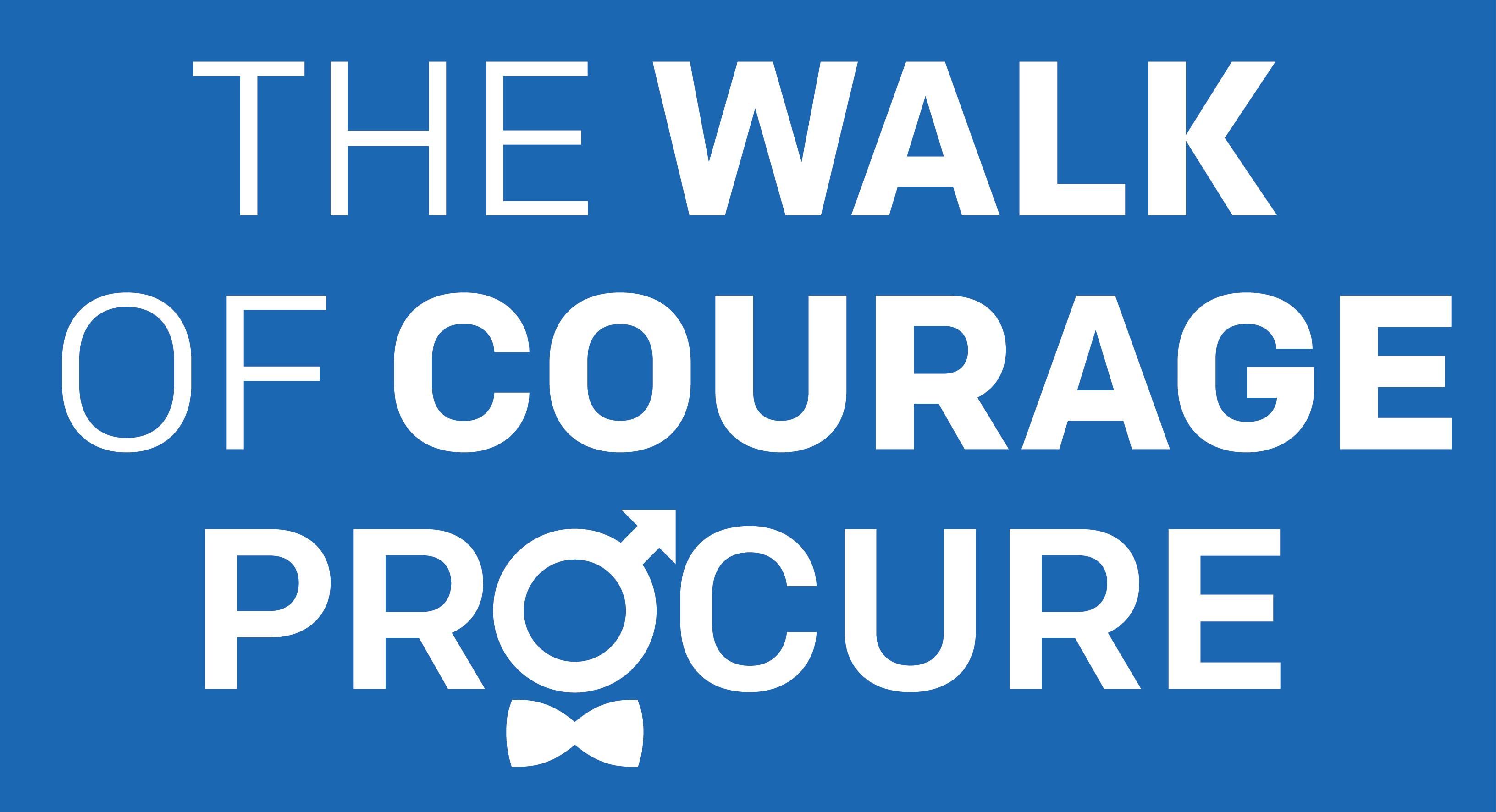 Marche Tour du Courage PROCURE-renverse