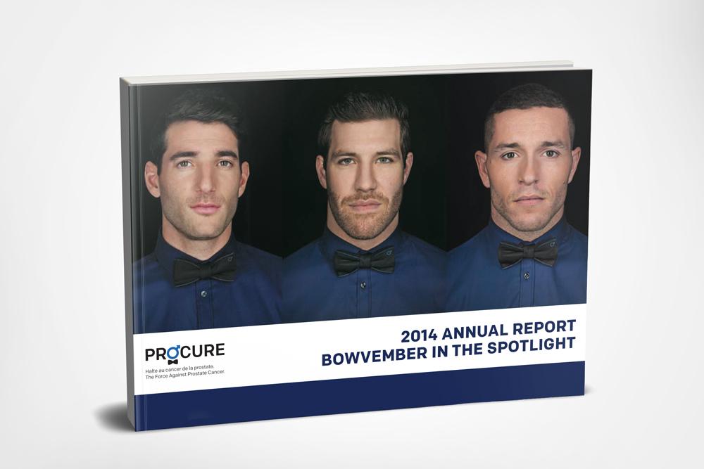 rapport annuel 2014 PROCURE