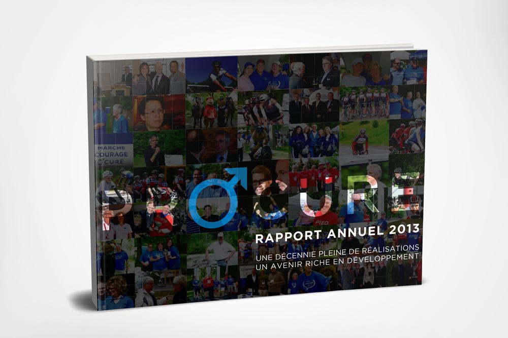 rapport annuel 2013 PROCURE