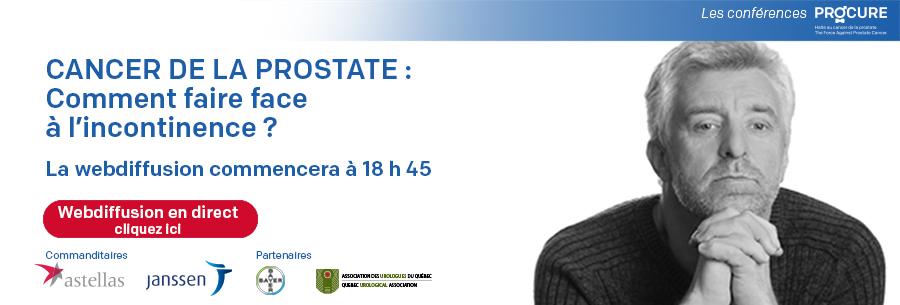 conference-PROCURE-cancer-prostate-incontinence-avec-GenevieveNadeau-et-ClaudiaBrown