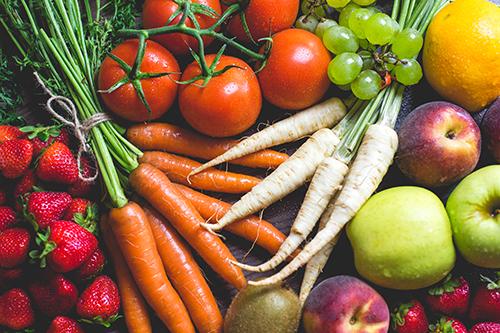 Fruits et légume frais